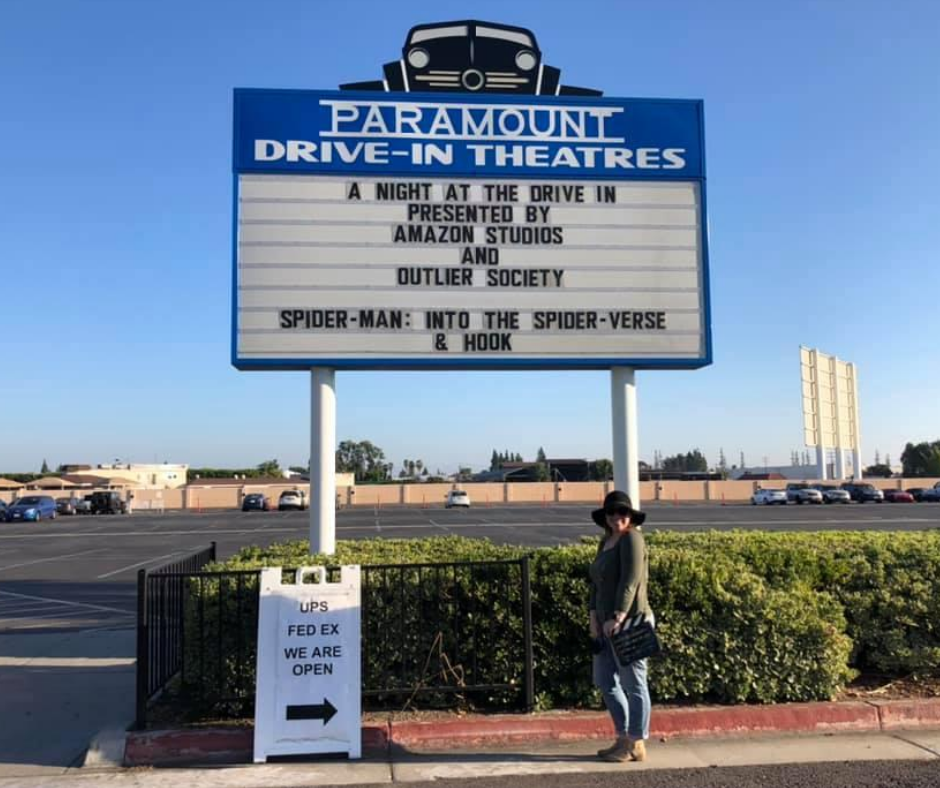 paramount drive in