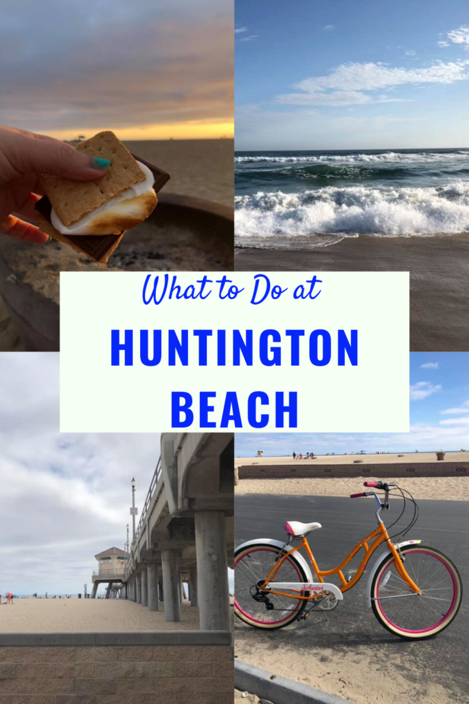 what to do at huntington beach