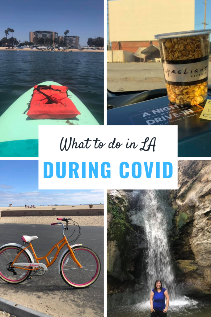What to do in LA during covid