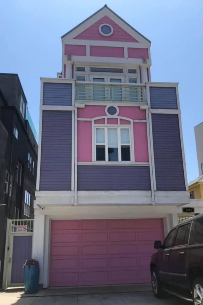 barbie house in santa monica
