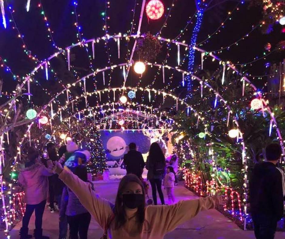 oc holiday lights in tustin