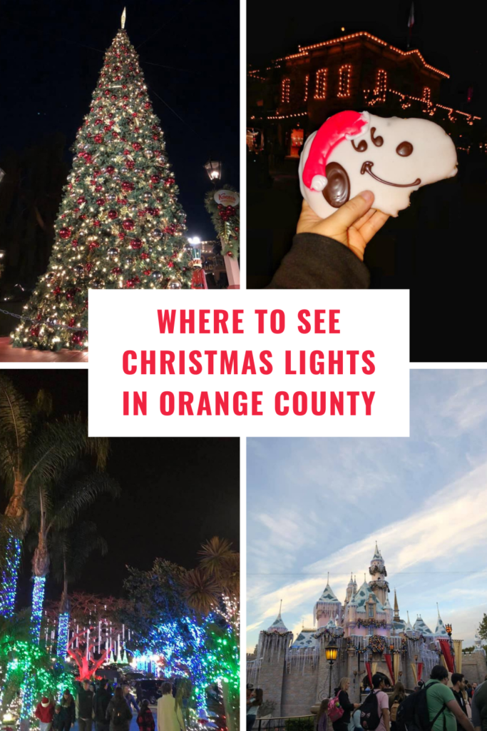 where to see christmas light in orange county