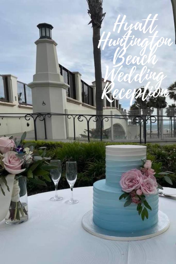 hyatt huntington beach wedding reception
