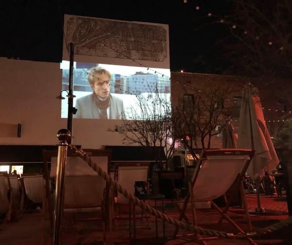 one colorado movie night