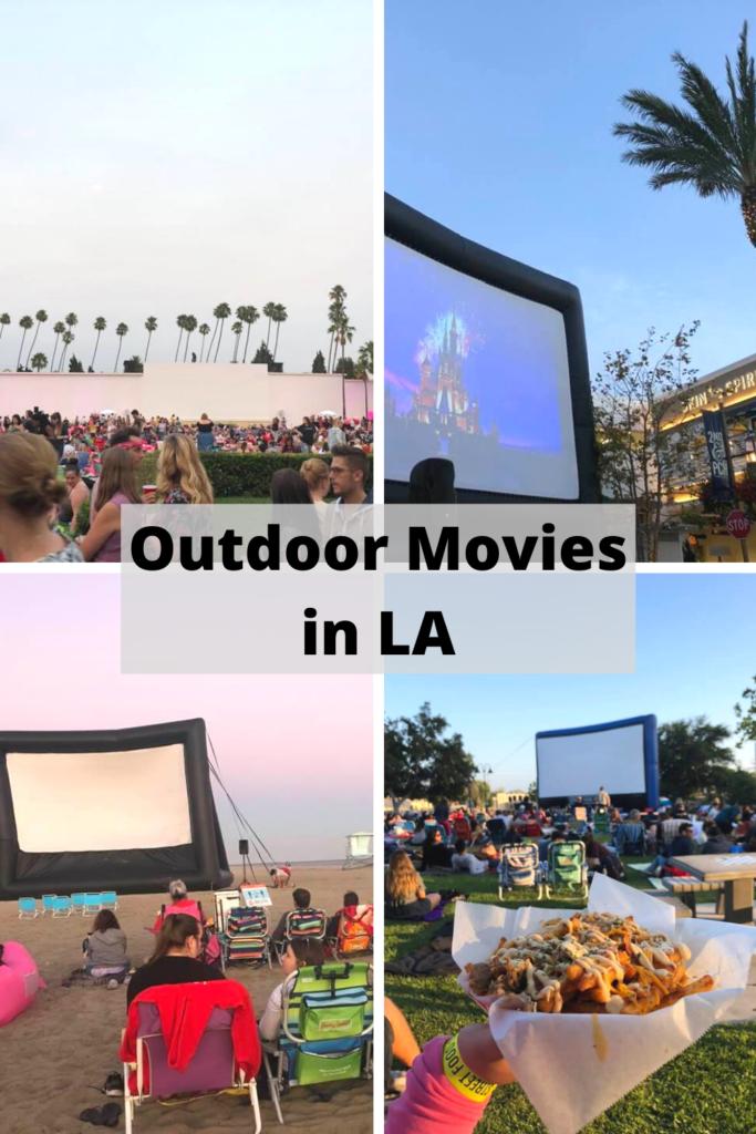 outdoor movies in la