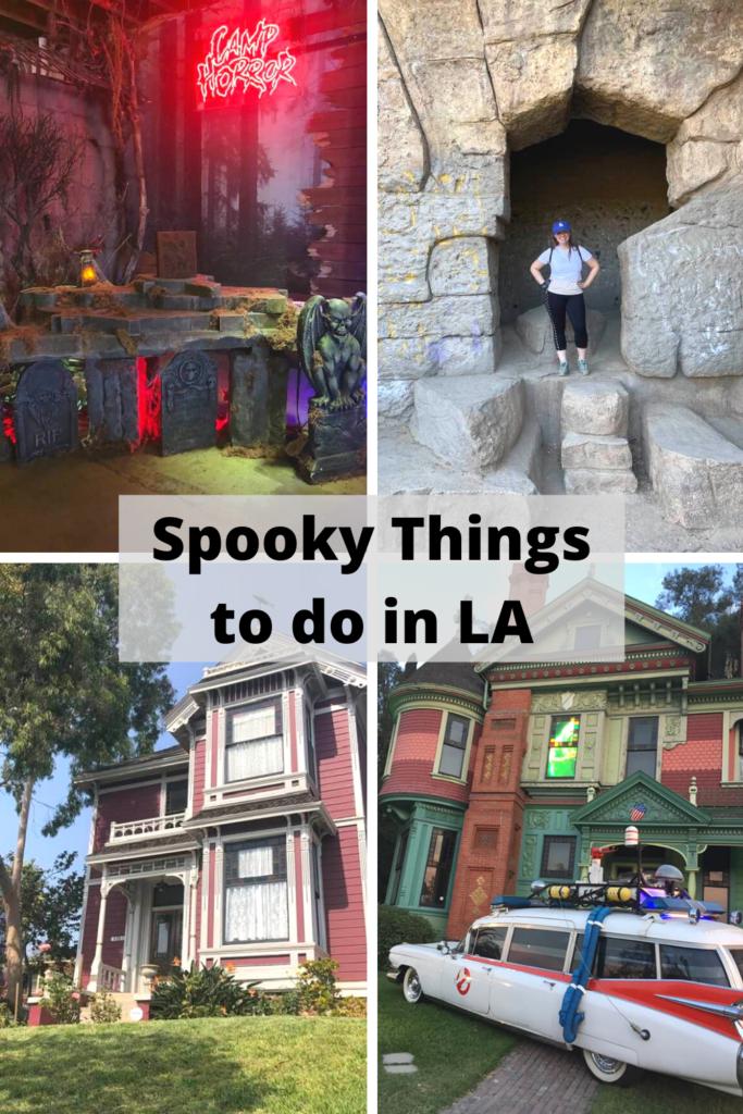 spooky things to do in la